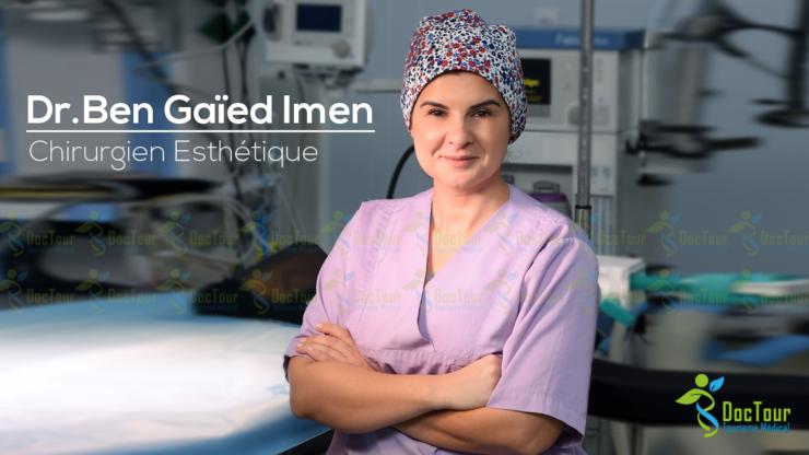 Qui est le docteur Imen ben gaied ?